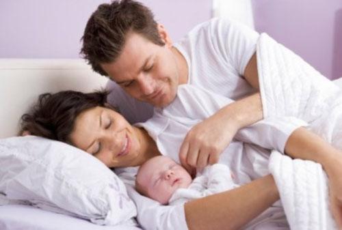 Không cần chờ đợi sinh con sau sảy thai