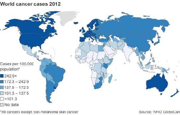 Hưởng ứng Ngày Ung thư Thế giới 4/2/2012