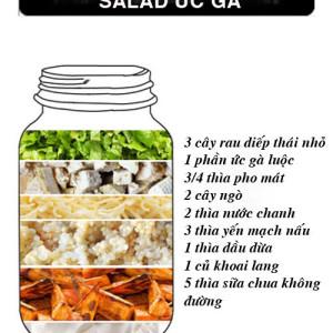 2 thực đơn bữa trưa dành cho người giảm cân
