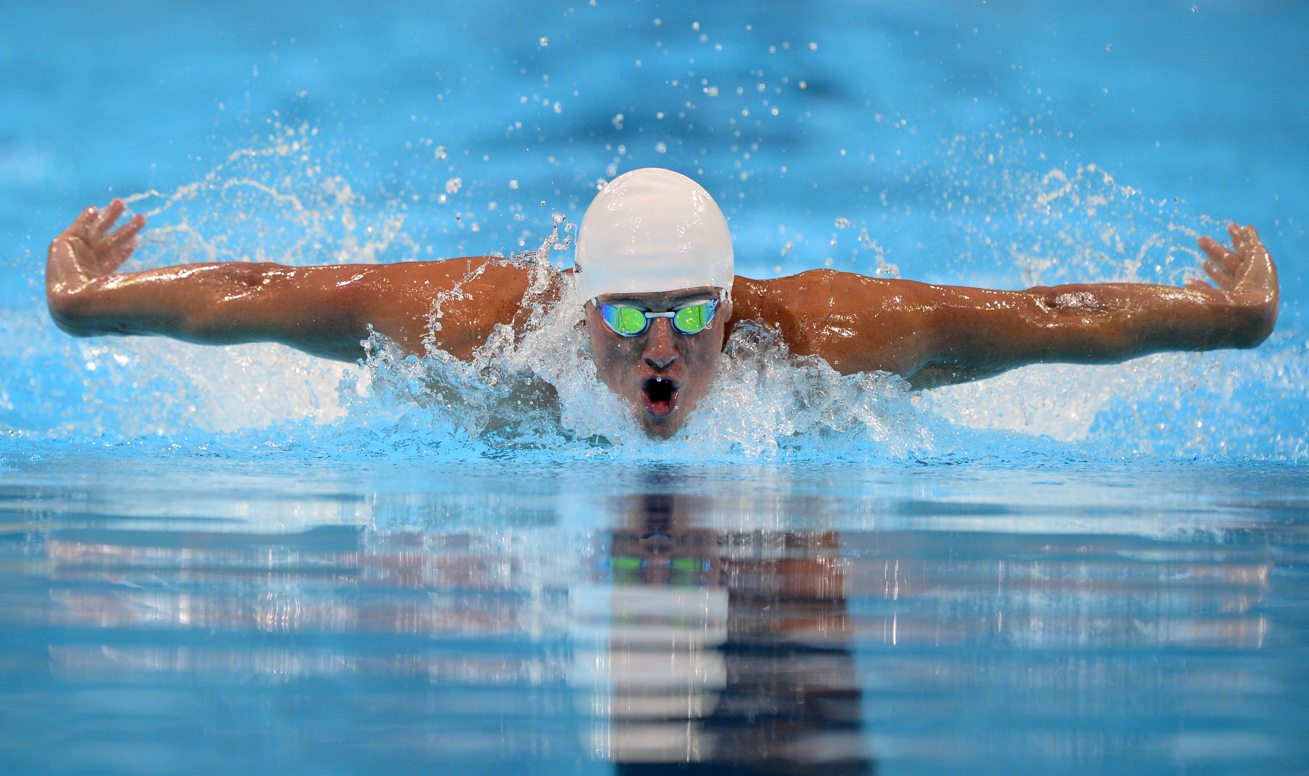 Bơi cũng giúp tăng chiều cao khi ở tuổi trưởng thành