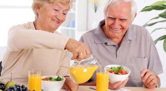 Những thực phẩm có lợi cho người cao tuổi