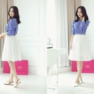 Các mẫu chân váy nổi bật trong mùa hè 2015