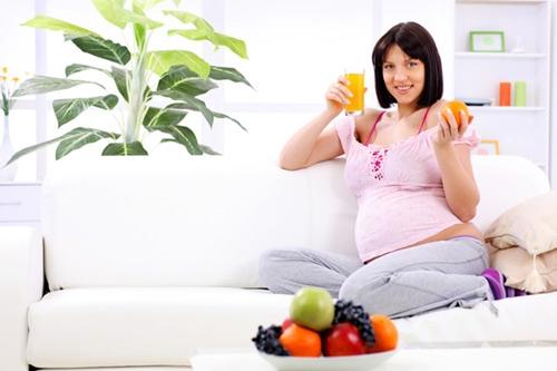 Những loại thực phẩm không thể thiếu với mẹ bầu