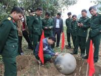 Đã có kết luận ban đầu về vật thể lạ rơi ở Tuyên Quang