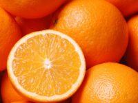 Cách trị mụn với nước cam