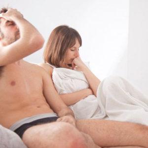 Nguyên nhân dẫn đến vấn đề suy giảm tình dục