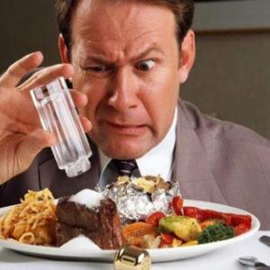 """""""Ăn mặn"""" nguyên nhân làm tăng huyết áp"""