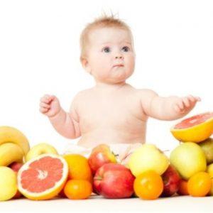 Chế độ ăn uống dinh dưỡng hợp lý cho các bé một tuổi
