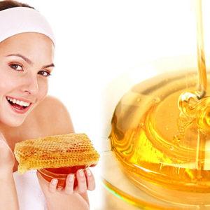 Cách dưỡng da trắng hồng nhờ mật ong và gạo