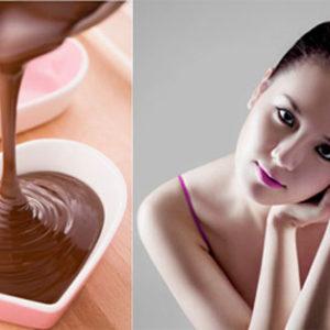 Cách chăm sóc da chống lão hóa bằng mặt nạ cacao