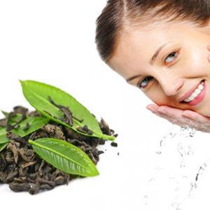 Các bước trị nám da đơn giản với trà xanh