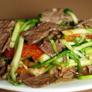 Bà bầu ăn thịt bò có tốt hay không ?