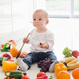 Bổ sung các loại vitamin giúp bé thích nghi với môi trường mùa đông