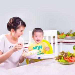 Các bé nhỏ cần lượng dầu ăn cho cơ thể như thế nào là tốt?
