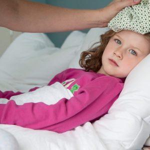 13 Phương pháp giúp các bé hạ sốt một cách nhanh chóng