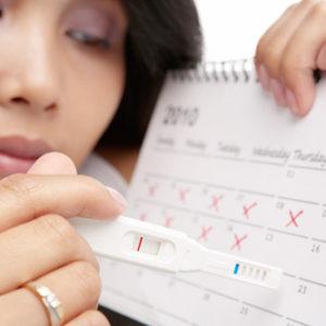 Chậm kinh liệu có phải có thai hay không ?