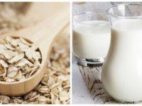 Cách trắng da toàn thân bằng bột yến mạch và sữa tươi