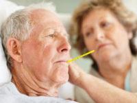Sốt ở người già và cách xử lý kịp thời