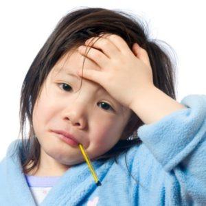 Thực phẩm không nên ăn khi trẻ ốm