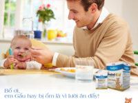 Mách mẹ cách giúp bé tăng cân nhanh chóng