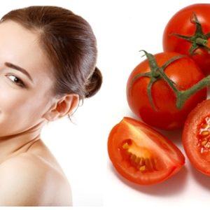 Tự làm mặt nạ trị mụn hiệu quả bằng cà chua