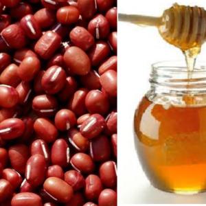 2 cách trị nám da siêu hiệu quả với đậu đỏ