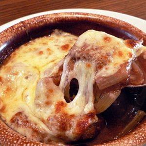 Cách làm súp hành tây kiểu Pháp bổ sức khỏe