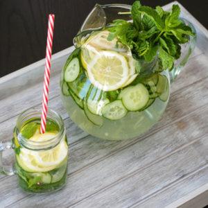 Nước uống detox giảm cân hot nhất hiện nay