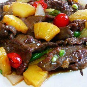 2 món ăn giúp tăng cân bằng thịt bò
