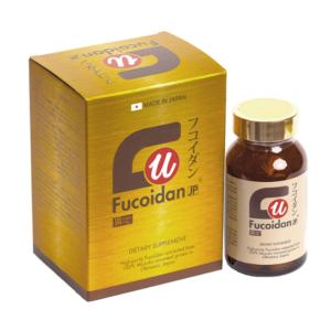 Thông tin về sản phẩm Viên nang Fucoidan JP