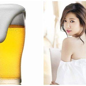 Phương pháp làm trắng da mặt bằng bia thêm quyến rũ