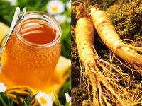 5 vị thuốc từ nhân sâm Hoa Kỳ và mật ong