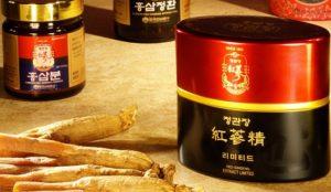 Công dụng của cao hồng sâm Hàn Quốc với người gầy
