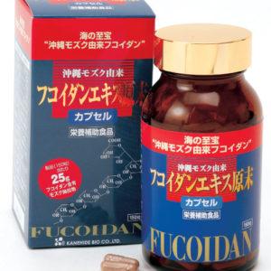 Fucoidan là gì và các loại thuốc từ fucoidan đang có trên thị trường