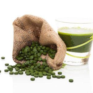 Tảo Spirulina dinh dưỡng và lựa chọn của bạn