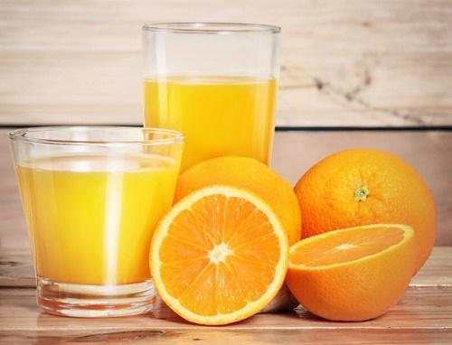 Các loại nước ép hoa quả rất tốt cho tim mạch