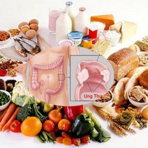 Ăn gì tốt cho bệnh nhân ung thư đại tràng?