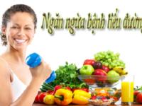 Chế độ dinh dưỡng cho bệnh tiểu đường
