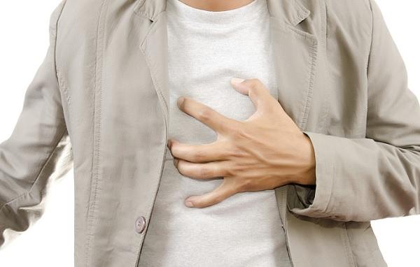 Đau ngực do viêm dây thần kinh liên sườn