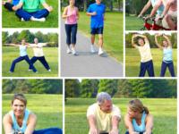Giảm huyết áp bằng chế độ luyện tập thường xuyên