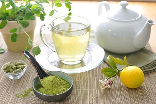 Lợi ích của trà chùm ngây