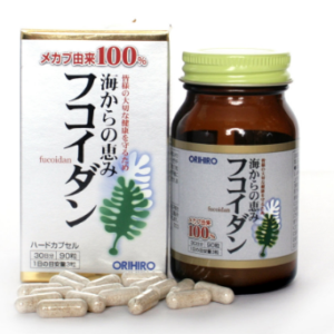 Tảo Fucoidan Orihiro Nhật Bản-Thực phẩm điều trị ung thư cực kì hiệu quả