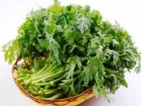 Cách trị bệnh cao huyết áp bằng rau củ quả