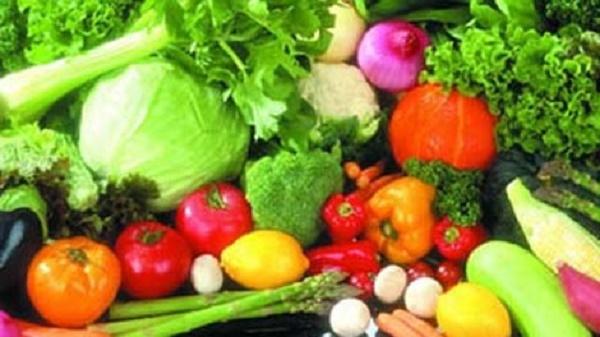 Thực hiện một chế độ ăn uống lành mạnh, nhiều rau xanh