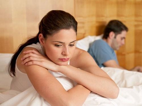 Nguyên nhân khiến phụ nữ giảm ham muốn