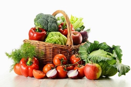Các loại rau quả tốt cho bệnh nhân ung thư dạ dày