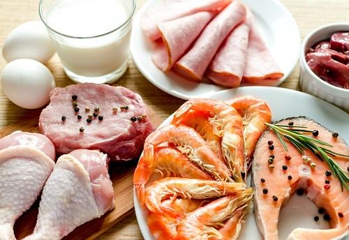 Thực phẩm giàu protein tốt cho bệnh ung thư dạ dày