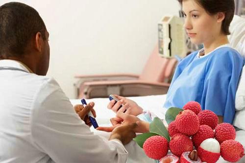 Điều trị bệnh tiểu đường bằng hạt quả vải