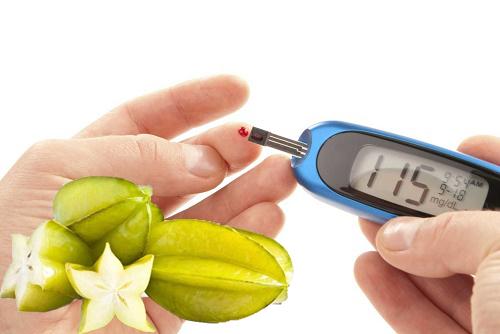 Điều trị tiểu đường bằng quả khế