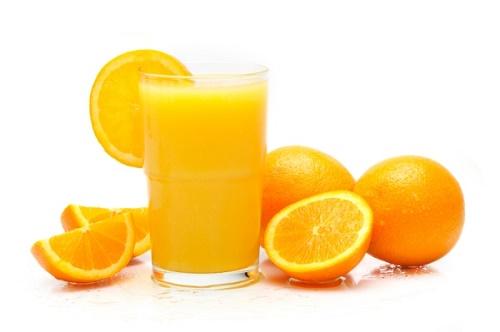 Nước cam giúp ổn định huyết áp